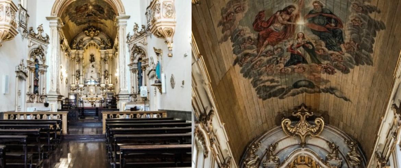 Curiosidades sobre a igreja Nossa Senhora da Boa Morte